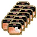 Animonda Vom Feinsten Castrated Cats - pulyka + lazac 12 x 100g