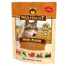 Wolfsblut Wide Plain zacskós eledel 300 g