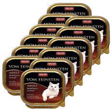 Animonda Vom Feinsten Adult Cats - multi hús koktél 12 x 100g