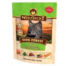 Wolfsblut Dark Forest zacskós eledel 300 g