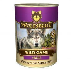 Konzerv WOLFSBLUT Wild Game 400 g