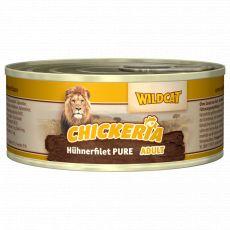 Wildcat Chickeria Chicken konzerv 90 g