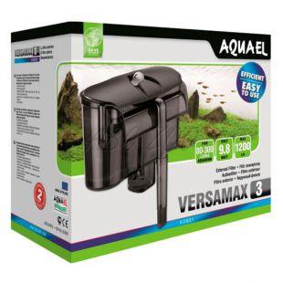 Aquael VersaMax 3 - külső szűrő, felakasztható