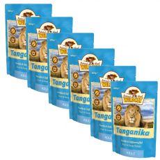 Wildcat Tanganika zacskós eledel 6 x 100 g