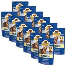 Wildcat Andhra zacskós eledel 12 x 100 g