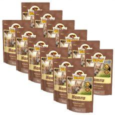 Wildcat Hamra zacskós eledel 12 x 100 g