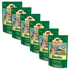 Wildcat Etosha zacskós eledel 6 x 100 g