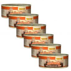 Wildcat Chickeria Chicken & Salmon konzerv 6 x 90 g