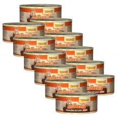 Wildcat Chickeria Chicken & Salmon konzerv 12 x 90 g