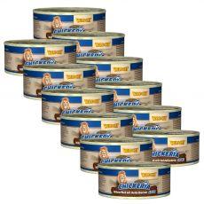 Wildcat Chickeria Chicken & Blueberry konzerv 12 x 90 g
