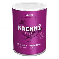 LOUIE Kacsa rizzsel 400 g