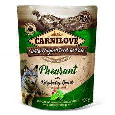 Carnilove Pheasant with Raspberry Leaves 300 g