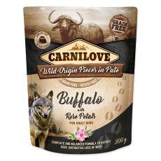 Carnilove Buffalo with Rose Petals 300 g