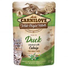 Carnilove Cat Duck with Catnip 85 g