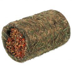 NATUREland NIBBLE Szénaalagút sárgarépával 125 g