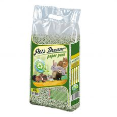 Alom JRS Pet's Dream Papír, tiszta 10 L / 4,8 kg