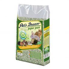 Alom JRS Pet's Dream Papír, tiszta 10 kg