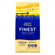 FISH4DOGS FINEST White Fish Puppy 6 kg