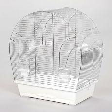 TINA króm - kalitka papagájoknak - 51 x 28 x 55 cm