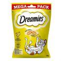 Dreamies jutalomfalatok lágy sajttal macskák számára 180 g