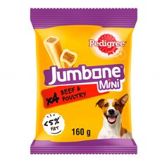 Pedigree Jumbone mini marha és baromfi 160 g