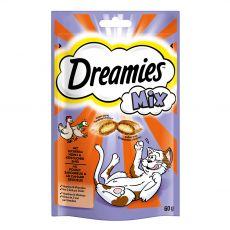 Dreamies Mix csemegék, csirke és kacsa 60 g