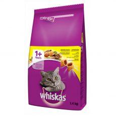 Whiskas csirke 1,4 kg
