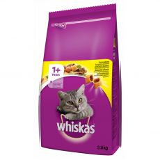 Whiskas csirke 3,8 kg