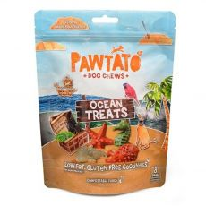 Benevo Pawtato Ocean Treats Small 140 g
