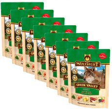 Wolfsblut Green Valley zacskós eledel 7 x 300 g
