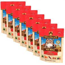 Wolfsblut Red Rock zacskós eledel 7 x 300 g