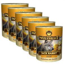 Konzerv WOLFSBLUT Jack Rabbit 6 x 800 g