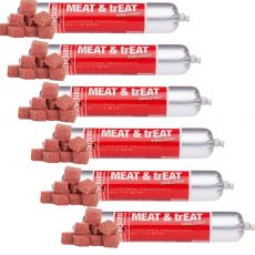 Meat Love szalámi 100% bölény 6 x 80 g