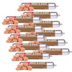 Meat Love szalámi 100% ló 12 x 80 g