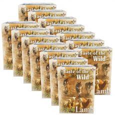 Taste of the Wild Lamb nedves eledel 14 x 390 g