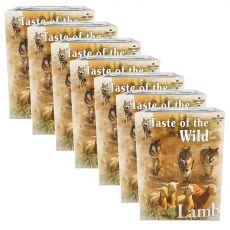 Taste of the Wild Lamb nedves eledel 7 x 390 g
