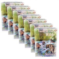 Taste of the Wild Salmon nedves eledel  7 x 390 g
