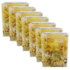Taste of the Wild Duck nedves eledel 7 x 390 g