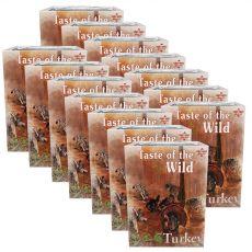 Taste of the Wild Turkey nedves eledel 14 x 390 g