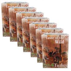 Taste of the Wild Turkey nedves eledel  7 x 390 g