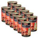 GranCarno Original Adult konzerv  marhahús- 12 x 400g