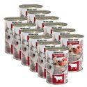 New BEWI DOG konzerv – Marhahús, 12 x 400 g