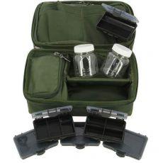 NGT Complete Rig Pouch System Horgász táska
