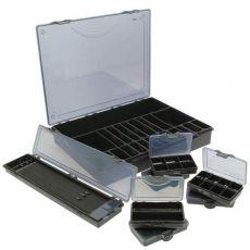NGT Deluxe Storage Box 7+1 Black - Tárolódoboz
