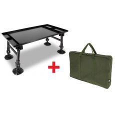 NGT Asztal Dynamic Bivvy Table + Hordtáska