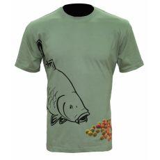 Zfish Boilie T-shirt Olive Green