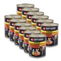 ONTARIO kutyakonzerv, csirke, sárgarépa és olaj - 12 x 800g