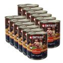 ONTARIO Culinary Calf Ragout with Duck konzerv 12 x 800 g