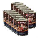 ONTARIO Culinary Minestrone Chicken and Lamb konzerv 12 x 800 g