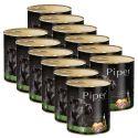 Piper Adult kutyakonzerv vadhússal és sütőtökkel 12 x 800 g